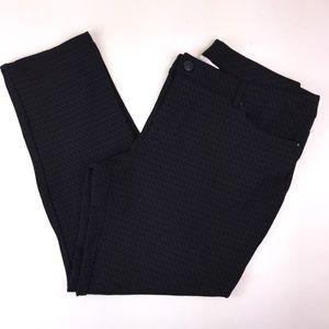 Christopher & Banks Black Stretch Pants